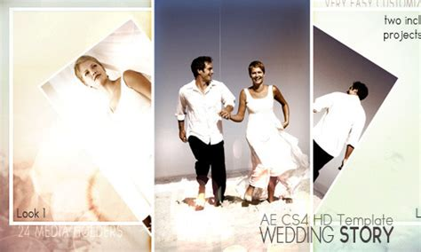 Wedding Story by 40 Wedding Templates Using After Effects Naldz Graphics