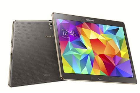 Samsung Galaxy S10 5 by Android 5 0 Lollipop Voor Galaxy Tab S Andere Tablets Pas Later In 2015 Galaxy Club D 233