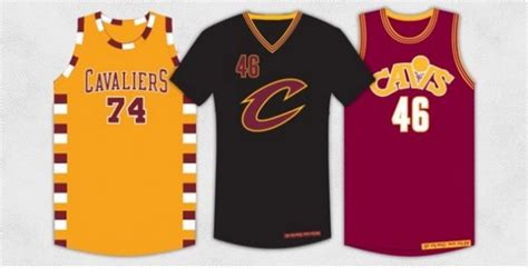 cavaliers new year jersey total pro sports cavs unveil three new alternate jerseys