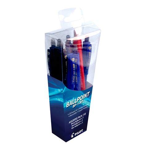 Pilot Pen New Bp 1 Pulpen Ballpoint Pilot pilot bp1 ballpoint pens assorted 10 pack assorted