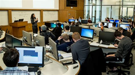 Drexel Mba Locations by Finance Trading Lab And Bloomberg Terminal Room Drexel Lebow