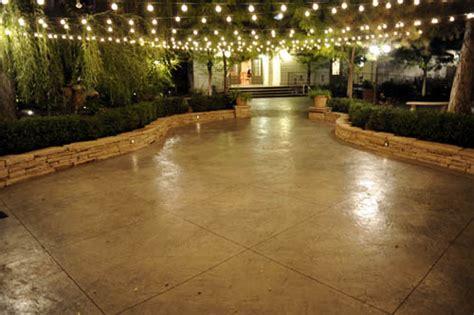 backyard dance floor outdoor reception centers in northern utah website of