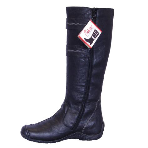 Boots Be 01 rieker astrid 79970 01 new wool lined boots mozimo