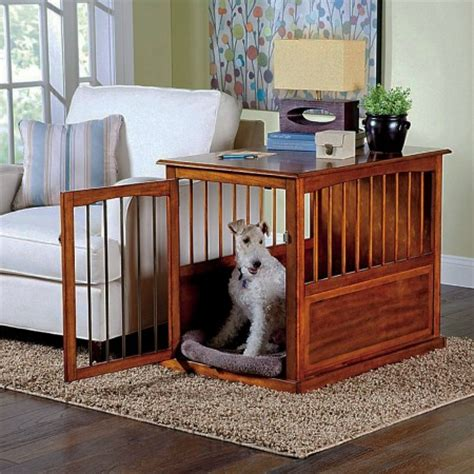 what to put in puppy crate at the 4 coolest crate furniture on the market examined