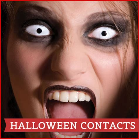 Spooky Trend Colored Contacts by Contact Lenses Coloured Contact Lenses