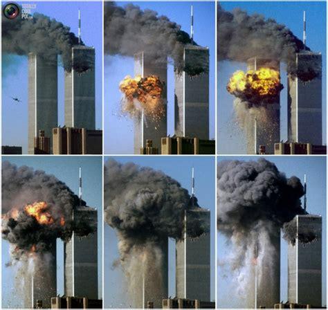imagenes extrañas de las torres gemelas 11 de septiembre de 2001 atentados en estados unidos