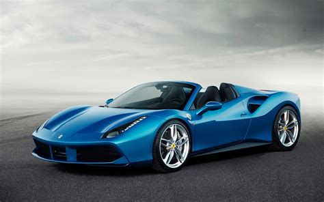 ferrari 488 wallpaper 2016 ferrari 488 spider wallpapers hd wallpapers id 15280