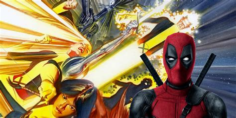 new deadpool trailer deadpool 2 and new mutants starting production this year