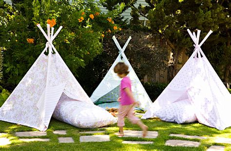 Backyard Teepee Tent by Teepee Tents For A Child S Birthday