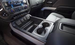 Chevrolet Silverado Center Console Car And Driver