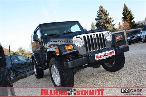 Jeep 4 0 L Horsepower 2004 Jeep Wrangler 4 0l Car Photo And Specs