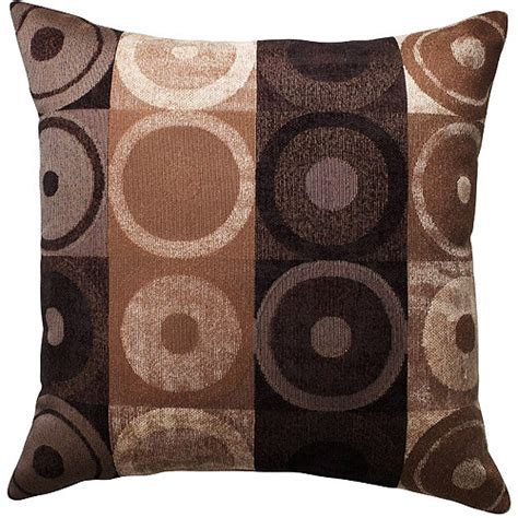 Better Homes And Gardens Circles And Squares Decorative Walmart Sofa Pillows