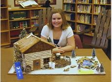 Mauriceville Middle School Models Historical Homes ... Mauriceville News
