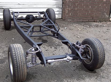 Simple Rear Car Suspension Simple Chassis And Suspension Plans Google Search Car