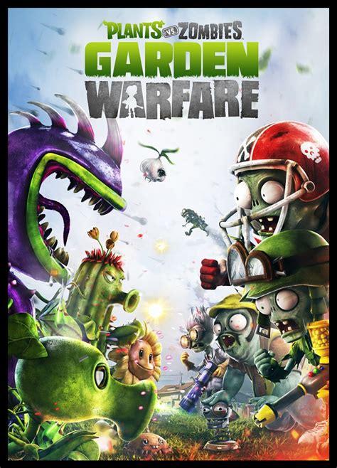 Zombies Vs Plants Garden Warfare by June 2013 Pvz 2
