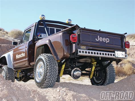 jeep honcho stepside jeep honcho photos 6 on better parts ltd