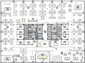 open office floor plan thraam