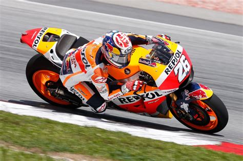 Topi Motogp 26 Pedrosa pedrosa we still need to work more to improve the feeling quot