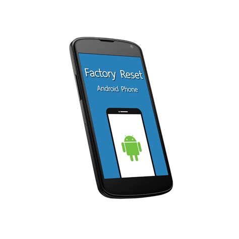 reset android one factory reset android phone 1mobile com