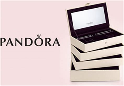 Pandora Jewellery Box Promotions UK
