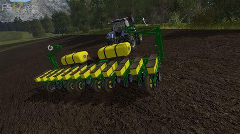 Mod Planter by Deere 1760 12 Row Planter V 1 1 1 Fs17 Mods