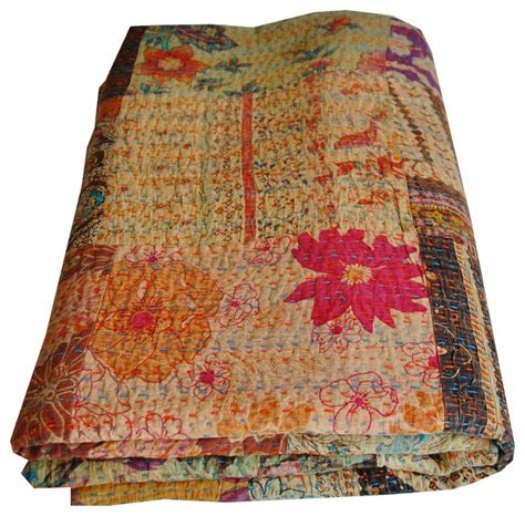 Quilts From India by Indian Bedding Quilts And Quilt Sets By Majestic India
