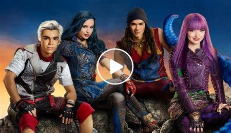 film disney descendants streaming vf descendants 3 si fa uscita trama streaming e trailer