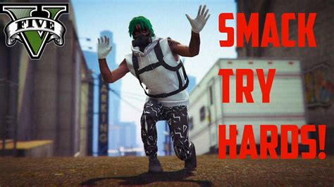 gta online tutorial how to complete gta 5 online how to beat try hards combat tutorial