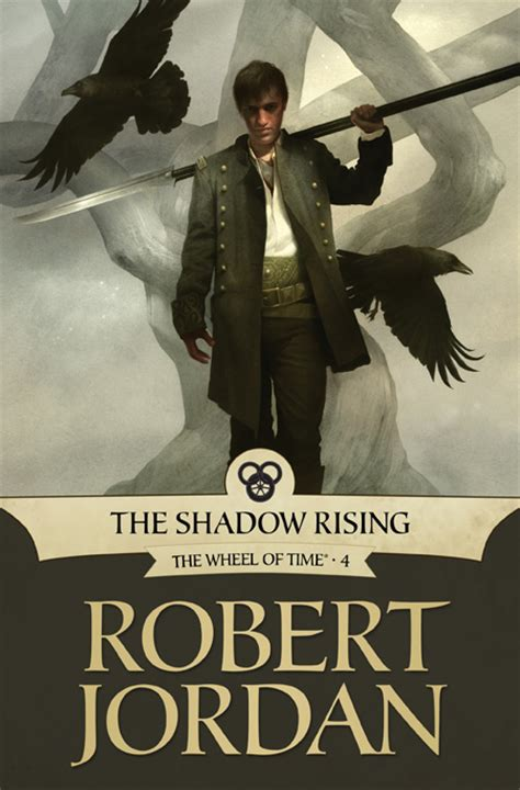 aidan s shadow books cover the shadow rising by robert e book