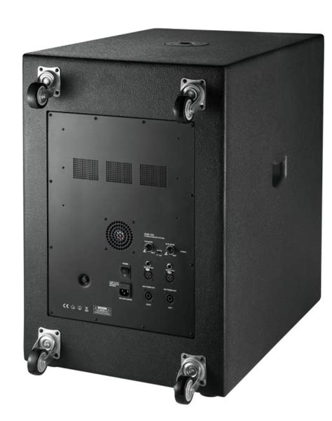 Sound Box Cabinet by Single 18 Quot Speaker Box 18 Inch Subwoofer Speakers Cabinet