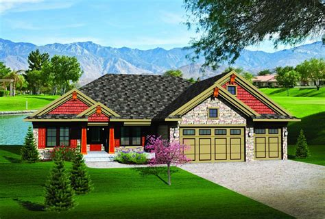 hip roof ranch house plans best hip roof ideas on pinterest low country style home