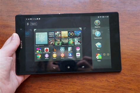 Sony Xperia Z2 Tablet Compact sony xperia z3 tablet compact gagadget