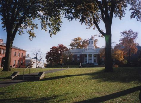 amherst college rich universities that snub the poor cbs news