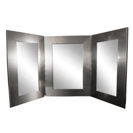 tri fold mirror bathroom 15 gorgeous and fantastic tri fold bathroom mirror under 300