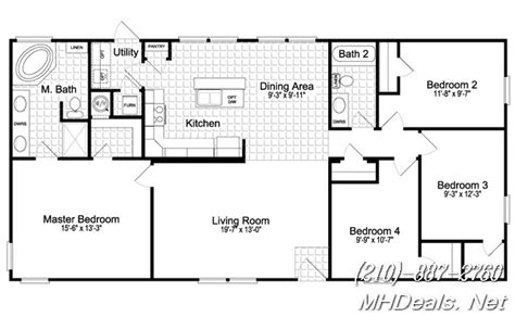 28x48 floor plans 28x48 floor plans 1200 to 1399 sq ft manufactured home