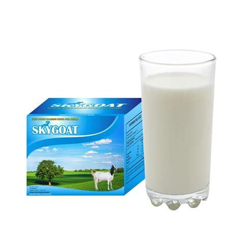 Kambing Etawa Sky Goat Coklat 3pax 30 sachet sky goat kambing etawa ori utk pencernaan dan alergi elevenia
