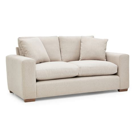 sofa online uk porto fabric 2 seater sofa beige dunelm collection best