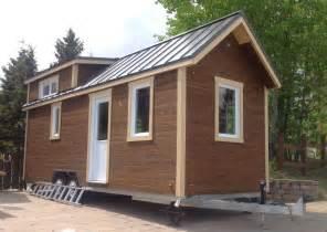 plans construction mini maison tiny house volution dans micro