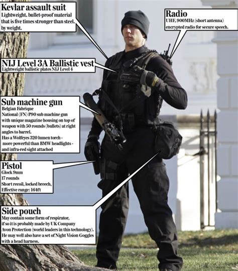 white house secrets what obama s white house secret service guard wears when he s protecting him daily