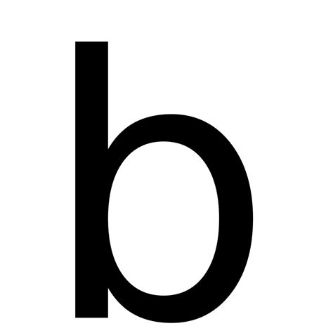 B For file letter b svg wikimedia commons