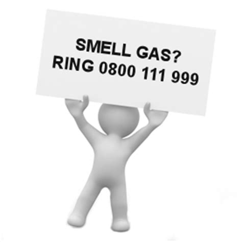 what to do if you smell gas plumbing brilliant