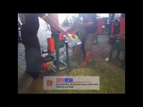 Mesin Perajang Rumput Mini mesin pencacah rumput