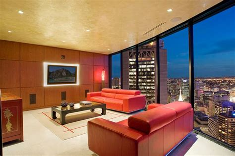 luxury apartments living what can sydney s luxury penthouse apartment digsdigs