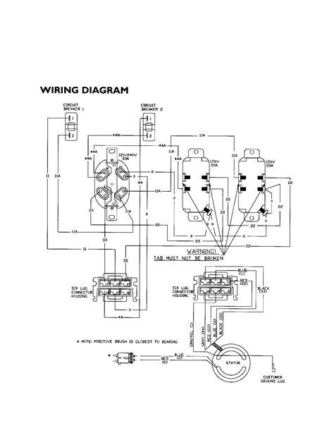 generac generator parts diagram generac get free image