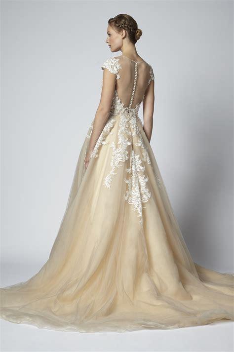 champagne wedding dresses   royal wedding