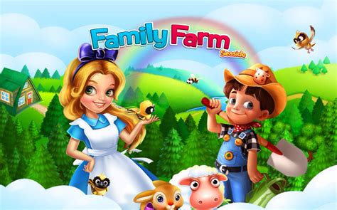 family farm seaside fan page ios android family farm seaside farming experience
