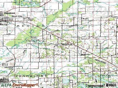 Benton Franklin Detox by Hanaford Illinois Il 62856 62890 Profile Population