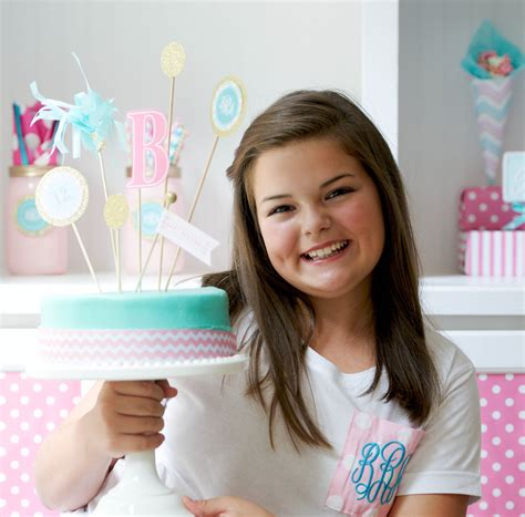 themes for tween girl birthday parties new to the shop monogram slumber birthday party anders