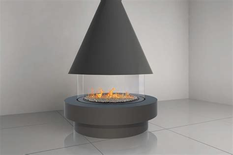 stand     curve tunnel fireplace ortal heat