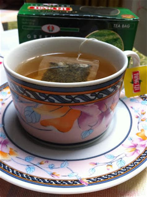 Teh Hijau Tong Tji tea review teh hijau tong tji tigerlily s book